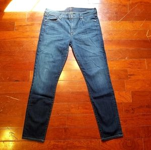 COH Thompson Cropped Skinny Jeans